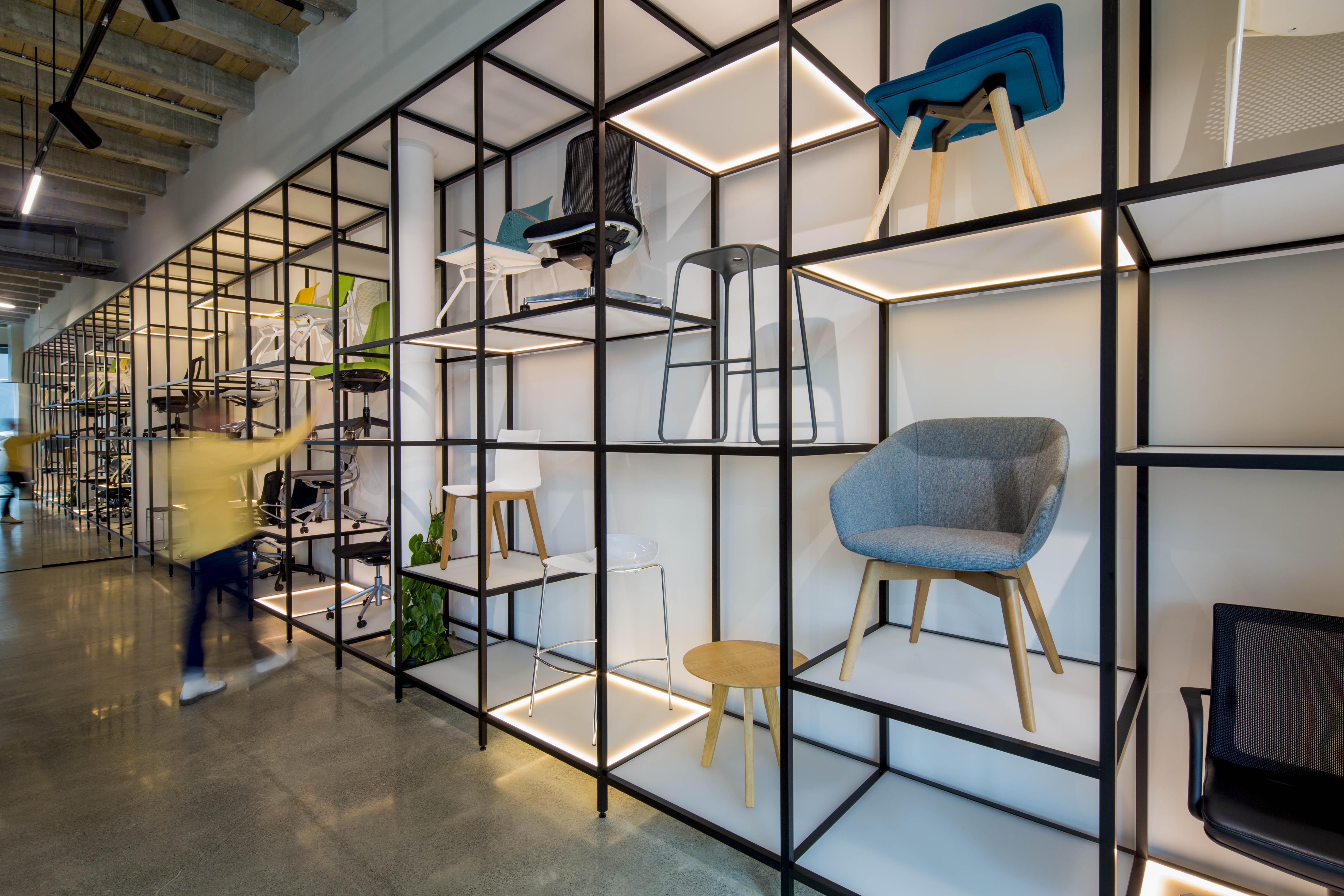 Interior Design Furniture Showrooms New Jersey ~ Aspect furniture showroom christchurch red awards